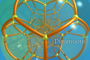 dimensions abstract graphic